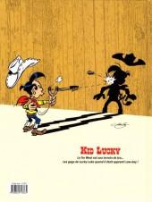 Verso de Kid Lucky -3- Statue Squaw