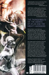 Verso de Thunderbolts Vol.1 (Marvel Comics - 1997) -INT06a- Siege