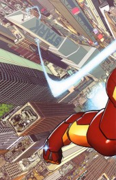 Verso de Invincible Iron Man (2015) -1- Another Stark Innovation