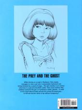 Verso de Yoko Tsuno (en anglais, chez Cinebook) -3- The prey and the ghost