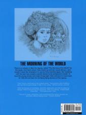 Verso de Yoko Tsuno (en anglais, chez Cinebook) -6- The morning of the world
