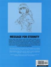 Verso de Yoko Tsuno (en anglais, chez Cinebook) -10- Message for eternity