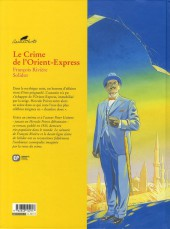 Verso de Agatha Christie (Emmanuel Proust Éditions) -4b2010- Le crime de l'Orient-Express