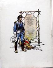Verso de Blueberry -4c1976- Le cavalier perdu