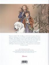 Verso de Belle et Sébastien -2- L'aventure continue