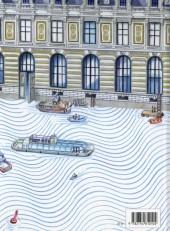 Verso de L'Île Louvre - L'île Louvre