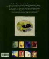 Verso de Le vent dans les Saules -2a2011- Auto, crapaud, blaireau