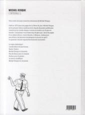 Verso de Michel Risque (Les aventures de) -INT01- Tome 1