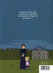 Verso de Victor et l'ourours