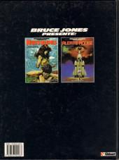 Verso de Bruce Jones présente -4- Zombies!