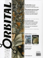 Verso de Orbital -1a08- Cicatrices