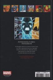 Verso de Marvel Comics - La collection (Hachette) -4445- Astonishing X-Men - Dangereuse