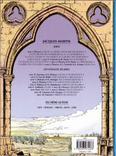 Verso de Jhen -15- Les portes de fer