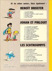 Verso de Johan et Pirlouit -2c- Le maître de Roucybeuf