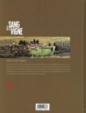 Verso de Le sang de la vigne -2- Noces d'or à Yquem