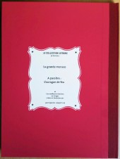 Verso de Lefranc -1TL- La Grande Menace