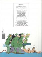 Verso de Les femmes en Blanc -8b1998- Six foies neufs