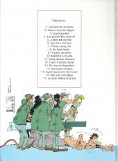 Verso de Les femmes en Blanc -3b1998- Superpiquées