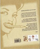 Verso de (AUT) Lereculey - Sketchbook Lereculey