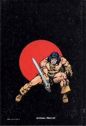 Verso de Albums Artima DC/Marvel Super Star -2- Conan le barbare : Amra le seigneur des lions