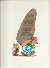 Verso de Astérix -4d1976b- Gladiateur