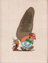 Verso de Astérix -14a76- Astérix en Hispanie