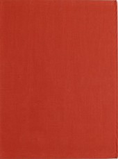 Verso de Blake et Mortimer (Historique) -3TL3- Le Mystère de la Grande Pyramide - Tome 1