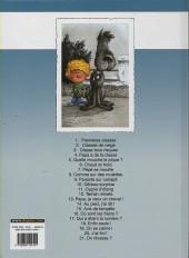 Verso de Cédric -11b2007- Cygne d'étang