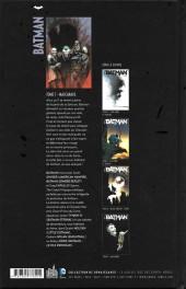 Verso de Batman (DC Renaissance) -7- Mascarade