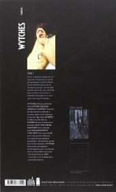 Verso de Wytches -1- Tome 1