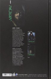 Verso de Arrow -2- Volume 2