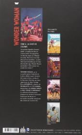 Verso de Wonder Woman (DC Renaissance) -6- La chute de l'Olympe