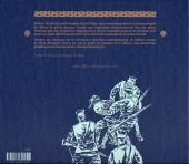 Verso de Au pays du cerf blanc -2- Second tome