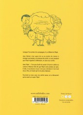 Verso de La petite famille -3a15- Le grand ours