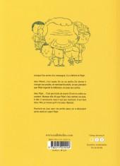 Verso de La petite famille -2a15- Biquet