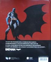Verso de (DOC) DC Comics - Batman -4a14- Batman - L'Encyclopédie