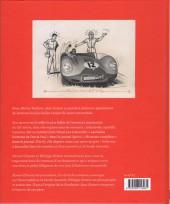 Verso de (AUT) Graton, Jean - Jean Graton et Michel Vaillant - L'aventure automobile