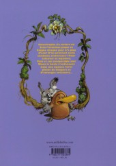 Verso de Toto l'ornithorynque -1b11- Toto l'ornithorynque et l'arbre magique