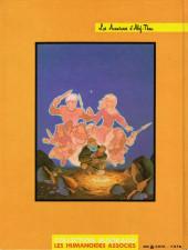 Verso de Les aventures d'Alef-Thau -1- L'enfant tronc