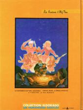 Verso de Les aventures d'Alef-Thau -2- Le prince manchot