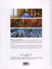 Verso de Les grands Peintres -9- Bosch