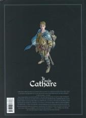 Verso de Je suis Cathare -INT1- L'intégrale - Tomes 1 à 4