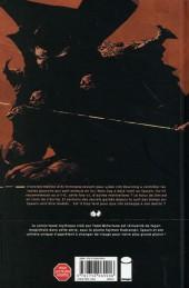 Verso de Spawn - La Saga infernale -8- Crépuscule