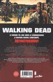 Verso de Walking Dead -24- Opportunités