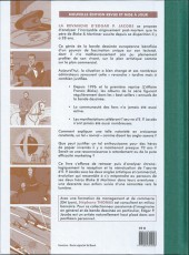 Verso de (AUT) Jacobs, Edgar P. -28TT2- La revanche d'Edgar P. Jacobs