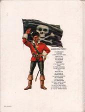 Verso de Barbe-Rouge -3a82- Le fils de barbe-rouge