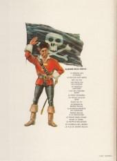 Verso de Barbe-Rouge -17a79- Le vaisseau de l'enfer