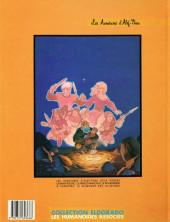 Verso de Les aventures d'Alef-Thau -3- Le roi borgne
