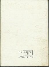 Verso de Blek (Les albums du Grand) -Rec28- Album N°28 (du n°314 au n°317)