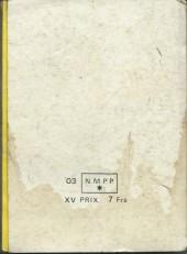 Verso de Blek (Les albums du Grand) -Rec31- Album N°31 (du n°326 au n°329)